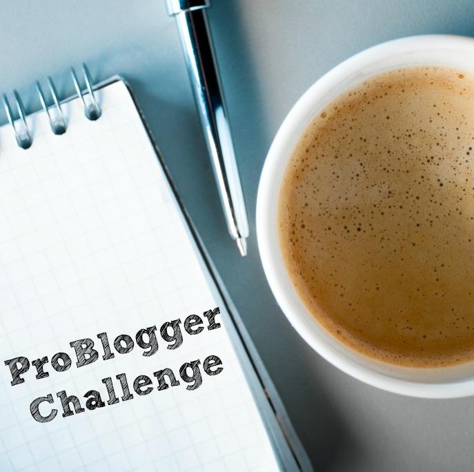 ProBlogger Challenge