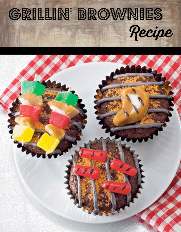 Father's Day, 4th of July, and Memorial Day Fun Dessert Recipe