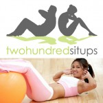 Two Hundred Sit-Ups App Review