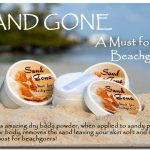 Sand Gone Review and Giveaway