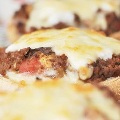 Mini Healthy Taco Pizza Recipe