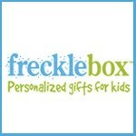 FreckleBox Personalized Lunch Box Review and Giveaway
