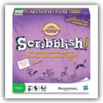 Cranium Scribblish Entertaining Game Review and Giveaway