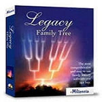 Legacy Family Tree Software