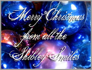 Merry Christmas from All the Shibley Smiles