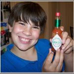 Are You Spicy or Are You Mild ?~ TABASCO® Original Red