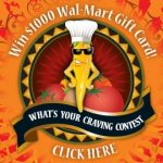 Whats Your Craving Contest – Salsa Sensations – Win $1000