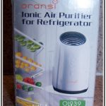 Baking Soda Myth – Ionic Deodorizer: Fridge Air Purifier by Oransi Giveaway