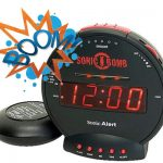 Sonic Bomb Alarm Clock The Bomb? Or A Bomb?