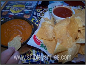chilis chips and queso