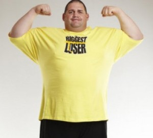 Rulon Gardner leaves biggest loser