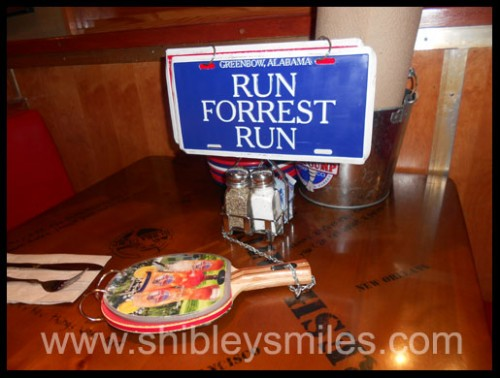 Bubba Gump Shrimp Co Universal Studios Hollywood