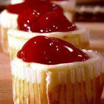 Cherry Cream Cheese Tarts Recipe
