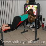 Multipurpose Weight Bench : Wordless Wednesday