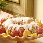 Nutty Orange Coffee Cake Recipe