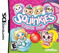 Squinkies Nintendo DS Review
