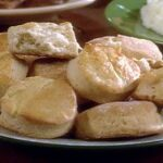 Cream Cheese Filled Biscuits – Paula Deen