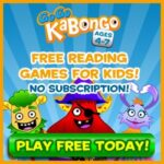GoGo Kabongo : Free Reading Games for Kids