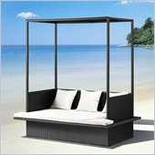 outdoor beds with canopy