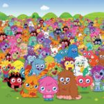 "Moshi Monsters Toys Exclusively at Toys ""R"" Us"