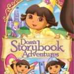 Dora the Explorer : Dora's Storybook Adventures on DVD