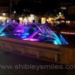 The Fountains At Night : Wordless Wednesday
