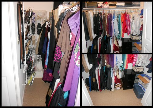 How Do You Organize Your Closet