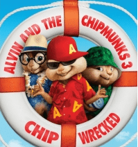 Alvin and the Chipumunks : Chipwrecked for Xbox 360, Wii, and Nintendo DS