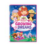 Strawberry Shortcake Coloring Pages : Growing up Dreams