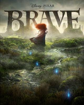 Shibley Smiles Opinions of Brave from Disney/Pixar