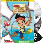Jake and the Never Land Pirates DVD