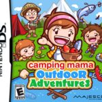 Order Newly Released Camping Mama Nintendo DS
