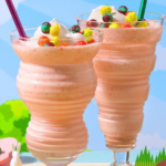 Silly Pink Rabbit Adult Malts Recipe