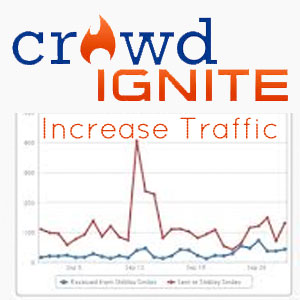 Increase Traffic with Crowd Ignite
