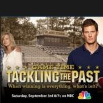 Game Time : Tackling the Past Premieres September 3rd