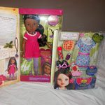 Hearts for Hearts Doll Giveaway (Rafflecopter) : (Ends 10/10)