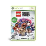 Lego Rock Band XBox 360 Sale Only $7.16
