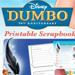 "Download ""Dumbo"" Scrapbook Fun"