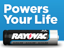 Recharge with Rayovac Giveaway : (Ends 10/21)