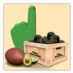 Hass Avocados Recipe Contest : Win a Trip to the Rose Bowl Game