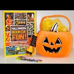 National Geographic Halloween Fun Giveaway : (Ends 10/15)