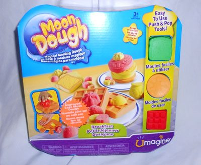moon dough breakfast