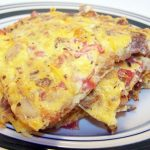 Southwest Cheesy Potato Frittata Recipe