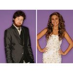 "Haley Reinhart and Casey Abrams (American Idol) record ""Baby It's Cold Outside"""
