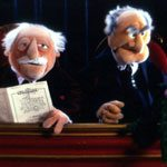 Muppet Mania : Statler and Waldorf's Guide to Going to the Movies