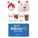 Polar Bears, Coca-Cola, and Walmart : Bring Home Happiness (Inc $50 Walmart Gift Card) Giveaway : (Ends 12/21)