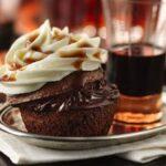 Boozy Bourbon Chocolate Cupcakes Recipe