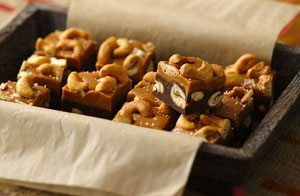 Cajeta Christmas Caramel Fudge Recipe