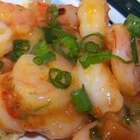 Creamy Sweet Chili Shrimp Recipe