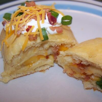 Loaded Potato Puff Recipe